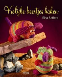 Haken | Boeken | Vrolijke beestjes haken - Rina Soffers | FORTE 2005