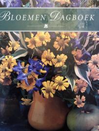 Boeken | Schrijfkunst | Bloemen dagboek