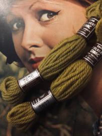 Borduurwol | 7676 - 7677 | Colbert DMC Tapestry wool - Mosgroen