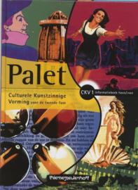 Boeken | Kunst | Algemeen | Palet : culturele kunstzinnige vorming. De tweede fase. CKV 1 - 2002