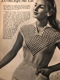 Tijdschriften | Haken en Breien | Haken en Breien - juli 1952 (bij Beatrijs)