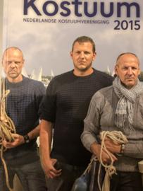 VERKOCHT | Kostuum | Jaarboek Kostuum 2015 - Nederlandse Kostuumvereniging - Breispecial - Visserstruien - Breigeschiedenis