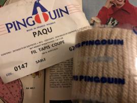 Tapijtwol | Pinquin PAQU Sable 40 gr 320 pieces