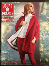 1964 | Jours de France - no 527  19 dec.  1964 Pret-a-Porter - veel parfum advertenties