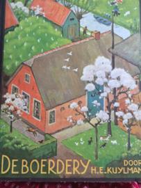 Verzamelalbum | Koninklijke Verkade Fabrieken N.V | De Boerderij | 1936