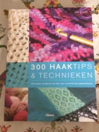 Haken | Boeken | 300 Haaktips & technieken