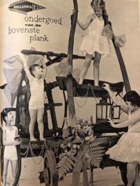 1961   Romance: weekblad voor de twintigers 1961 - no. 16 - 22 april 1961 (Marlon Brando & Blue Diamonds)