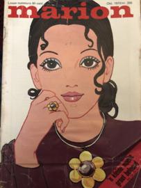 1970   Marion naaipatronen maandblad   nr. 268 okt. 1970