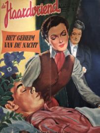 Tijdschriften | De Haardvriend - nr. 837 - 19e jaargang 5 october 1952 * Het geheim van de nacht - Jeanne de Coulomb