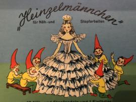 Prym | Naaldenmapje | Needlebook | Nadelbuch 'Heinzelmännchen' | 1930