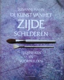 Boeken | Schilderen | De kunst van het zijde schilderen: technieken en voorbeelden - Susanne Hahn| Cantecleer - 1988