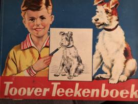 1930 |  Toover Teekenboek (oud tover tekenboek)