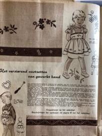 zz - Hoe bevestig je bandjes: tip van oma uit 1951