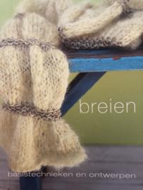 Boeken | Breien | Breien: basistechnieken en ontwerpen - Verba | 2006