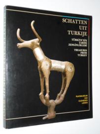 Boeken | Kunst | Turkije | Schatten uit Turkije - Treasures from Turkey - Türkiye'nin Tahiri Zenginlikleri - Rijksmuseum van Oudheden Leiden | 1986