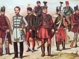 Hongaarse kostuums | 1848-1849 |  | Hongarije