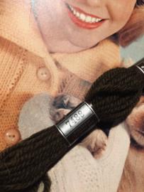 Borduurwol | 7488 PULLSKEIN  - Colbert DMC Laine pour tapisserie - GROEN/BRUIN