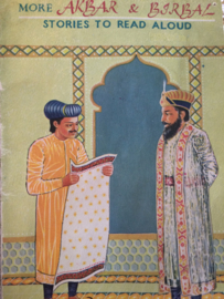 India | 1978 | More Akbar & Birbal stories to read aloud  - bijzonder voorleesboekje
