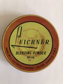 1920 | Blikje Leichner 'blending powder' Theater poeder