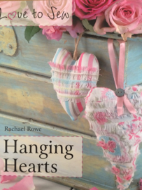 Hanging Hearts (Love to Sew) | Hartjes naaien