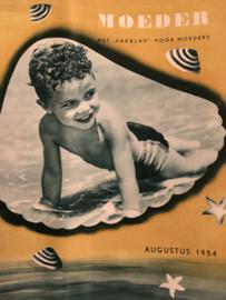 1954 | Moeder - augustus 1954