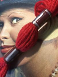 Borduurwol | 7666  | Colbert DMC Tapestry wool - Helder rood