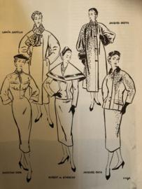 1953 | Tijdschrift | Dameswereld - No. 22 - 16e jaargang - 3-11-1953 - Cape patroon