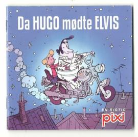 Boeken | Mini-boekjes | Denemarken | 864 Pixi boekje: Da Hugo mødte Elvis - 2008 (serie 118)