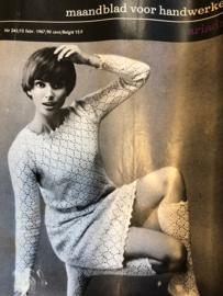Ariadne: maandblad voor handwerken | 1967 - nr. 242 15 februari 1967