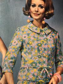 Madeleine: mode en patronenblad van Margriet   1968, nr. 4 april - gratis radarblad