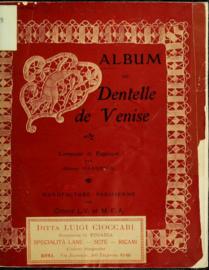 1900 | Album de dentelle de Venise