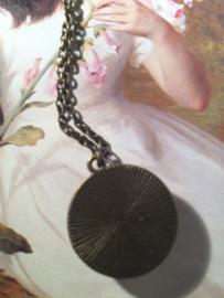 "Ketting brons ""Cute Kolibri"""