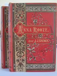1887 | Anna Rooze - J.J. Cremer | A.W. Sijthoff Leiden - 4e druk