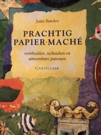 Boeken | Hobby | Papier | Prachtig papier-mache: voorbeelden, technieken en uitneembare patronen
