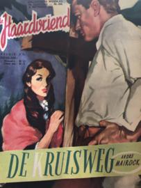 Tijdschriften | De Haardvriend - nr. 835 - 19e jaargang 21 september 1952 * De Kruisweg - Andre Mairock