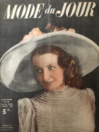 1947 | Tijdschriften | MODE du JOUR no 88 7 AOUT 1947 Revue - Magazine