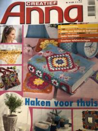 Tijdschriften | Haken | Anna Creatief Haken voor thuis nr. 05