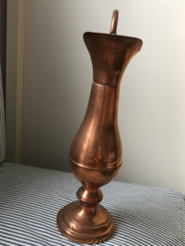 Rood koper | Waterkan of vaas ca. 1900-1930