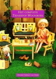 Boeken | Poppen | Poppenhuizen | Het complete tienerpop woonboek - zeldzaam verkrijgbaar