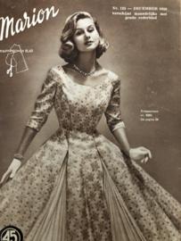 Naaien |  Tijdschriften | Marion - Patronenblad |  '60-80