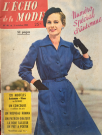 1955 | L'echo de la Mode no. 51 | 18 decembre 1955