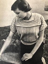 Tijdschriften | Haken en Breien | Haken en Breien - juni 1952 (bij Libelle)