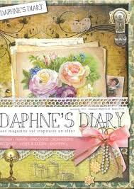 Hobby | Tijdschriften | Daphne's Diary: een magazine vol inspiratie en sfeer (brocante) nr. 8 2013