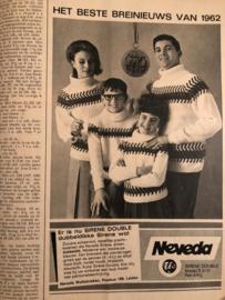 1962 | Advertentie Neveda wol