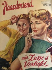 Tijdschriften | De Haardvriend - nr. 836 - 19e jaargang 28 september 1952 * mijn zusje is verliefd