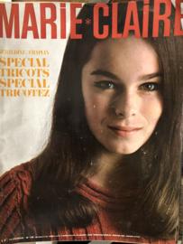 1965 | Marie Claire 15 Février 1965 No. 130 - Geraldine Chaplin - Special Tricots