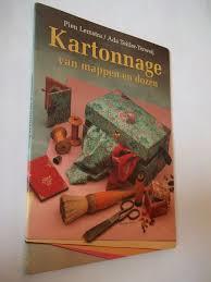 Boeken | Papier | Kartonnage van mappen en dozen - 1990