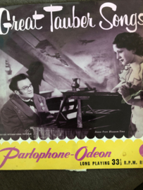"1950 | Opera | 33 1/3 Langspeelplaat | Great Tauber Songs 10"" Vinyl Record - Parlophone Odeon PMB 1006 NM/EX"