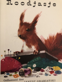1965 | Roodjasje - Jadwiga Werner, illustraties Januz Grabianski