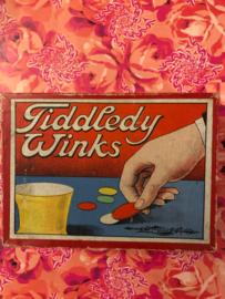Spellen | 1920 | Vlooienspel | Tiddledy Winks | Spear's spelen | ca. 1920-1930
